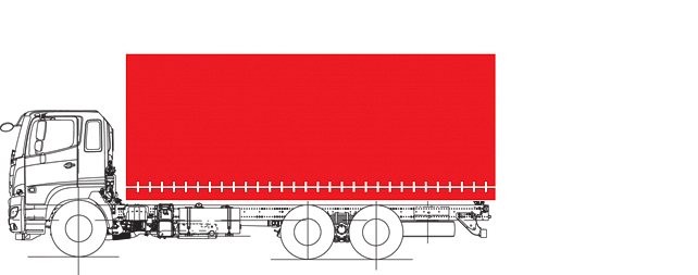 Бортовая платформа + Тент