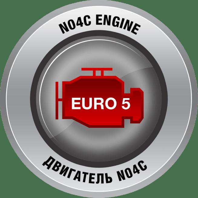 Проверенный временем двигатель N04С