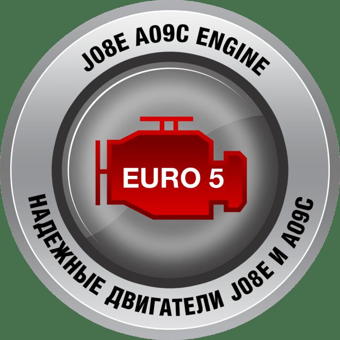 Надежные двигатели J08E и A09C