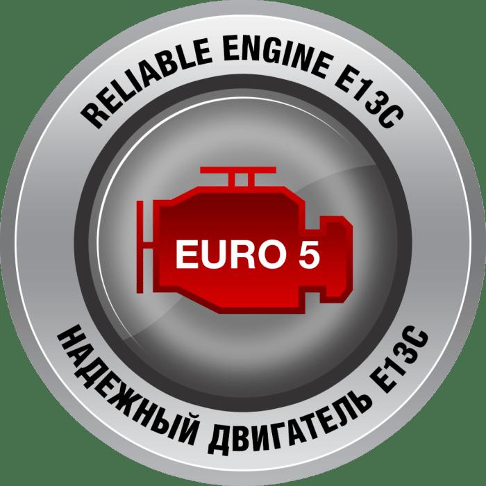 Надежный двигатель E13C