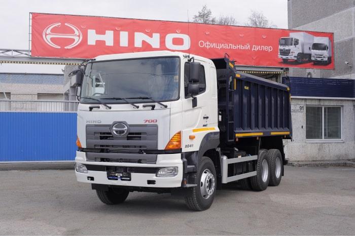 Готовое решение | HINO 700