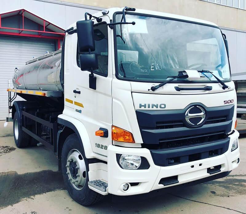 Готовое решение | HINO 500