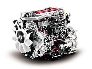 Двигатель HINO 300 (Dutro)